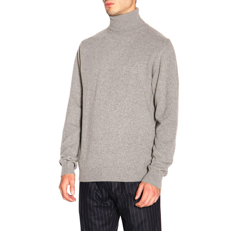 Pullover herren Re_branded grau 4