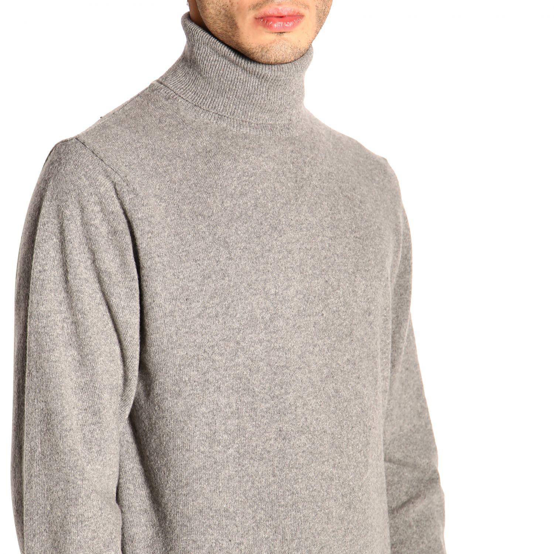 Pullover herren Re_branded grau 5