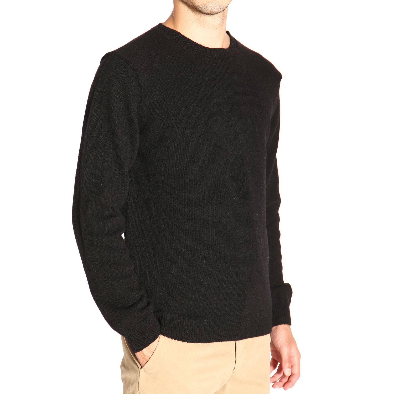 Pullover herren Re_branded schwarz 5