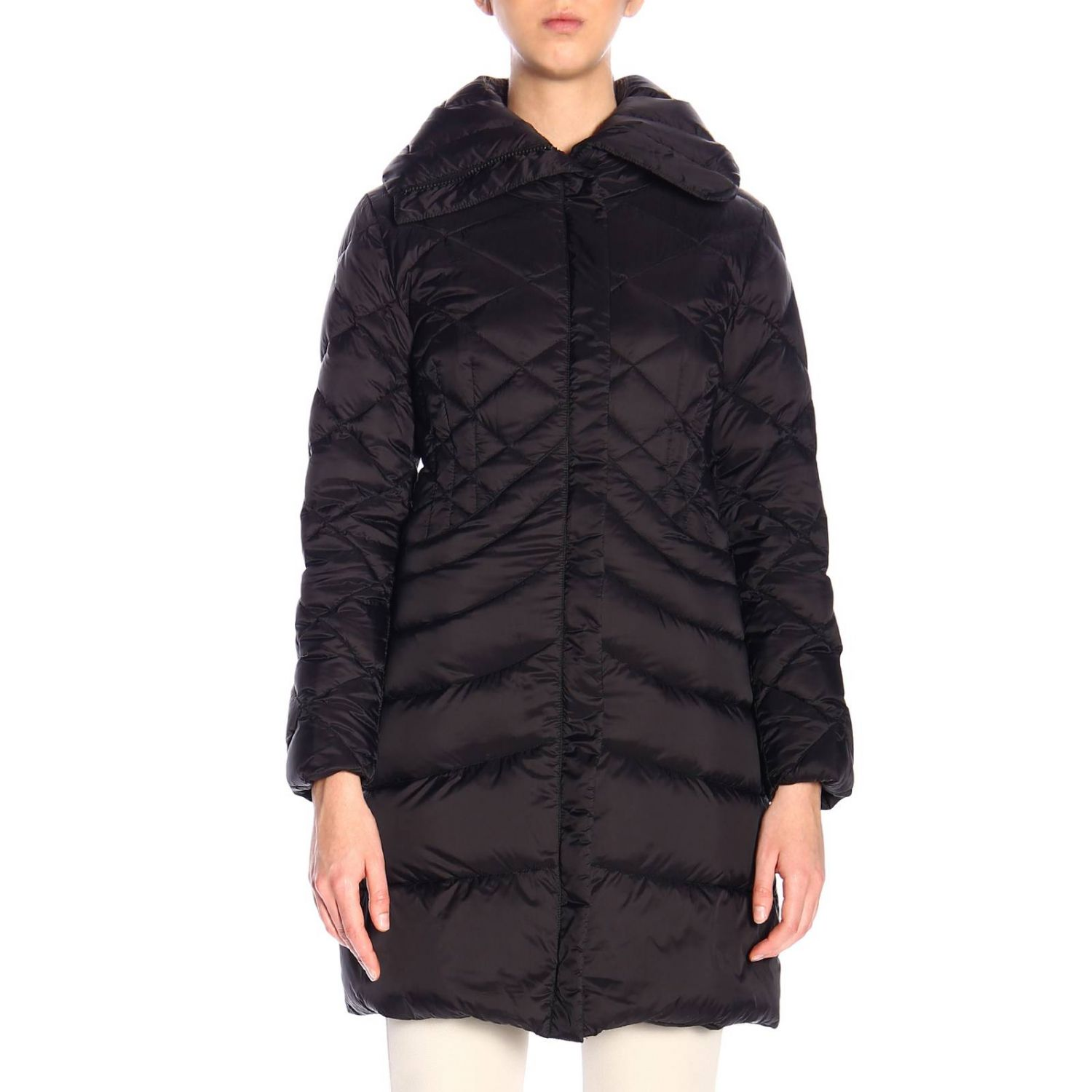 Jacket women Emma & Gaia black 1