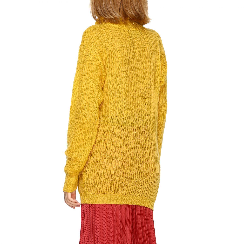 Свитер Женское W Dabliu желтый 3