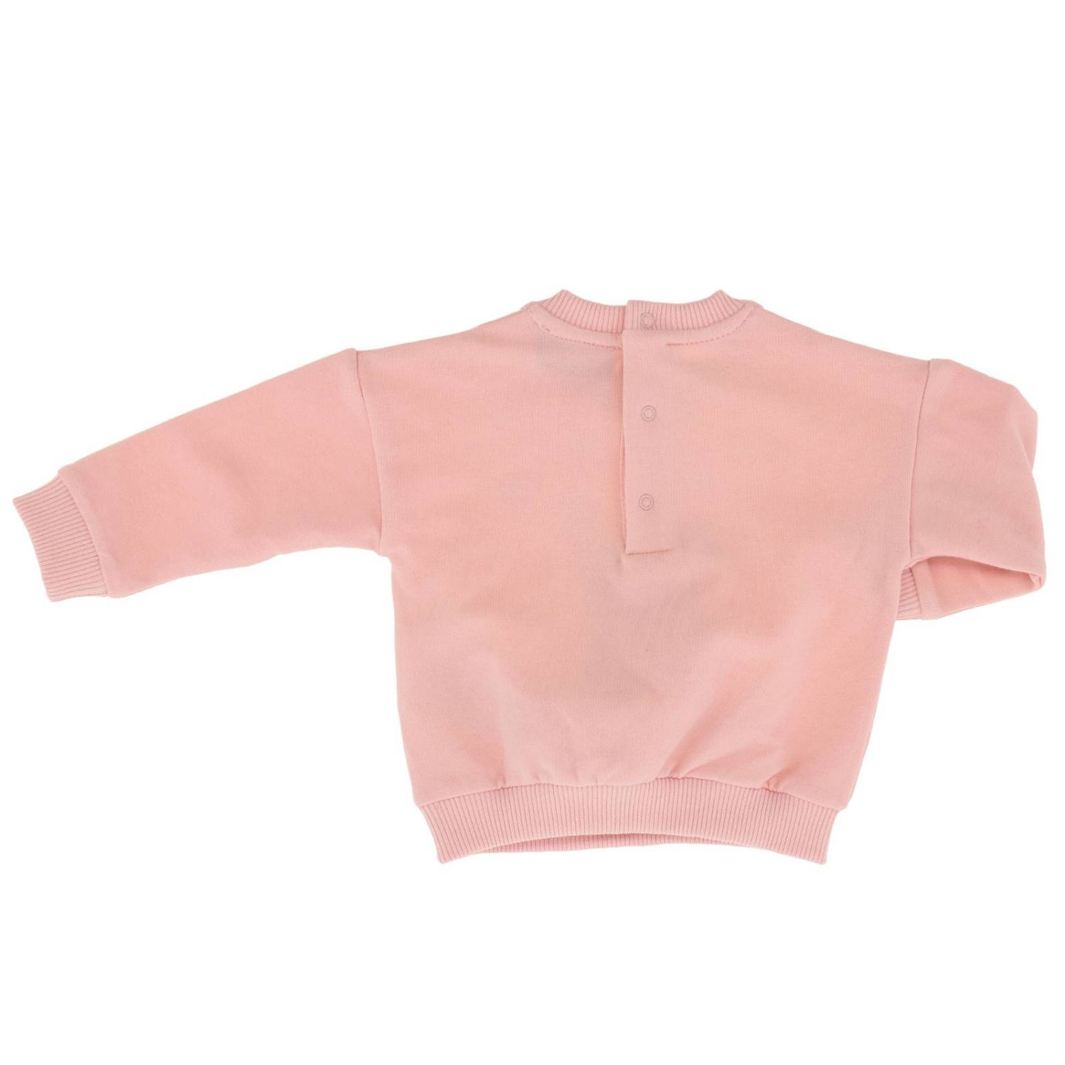 Pullover kinder Moschino Baby pink 2