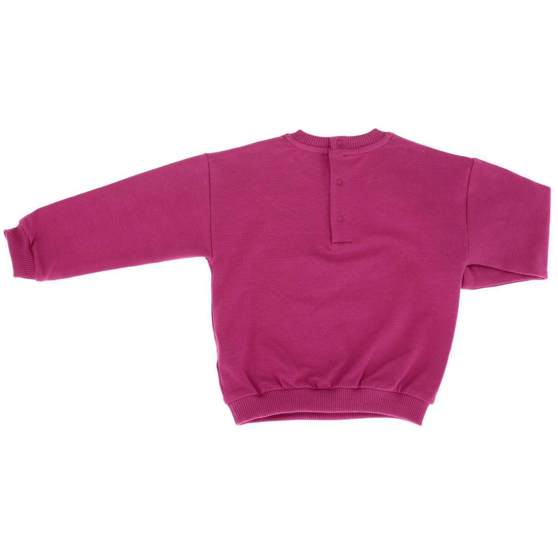 Pullover Moschino Baby: Pullover kinder Moschino Baby fuchsia 2