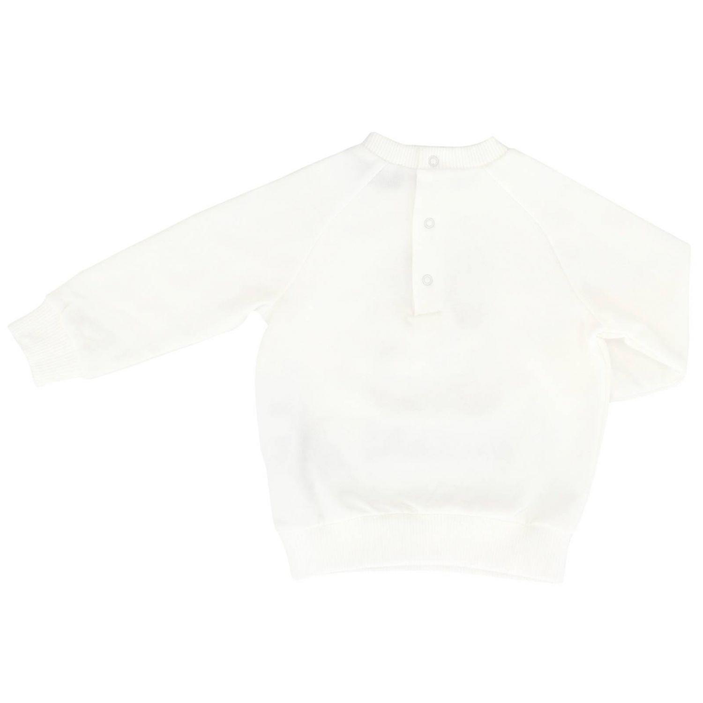 Pullover Moschino Baby: Pullover kinder Moschino Baby weiß 2