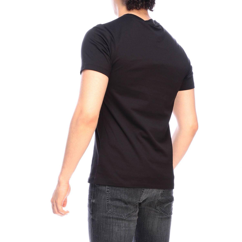 T-shirt men Roberto Cavalli black 3