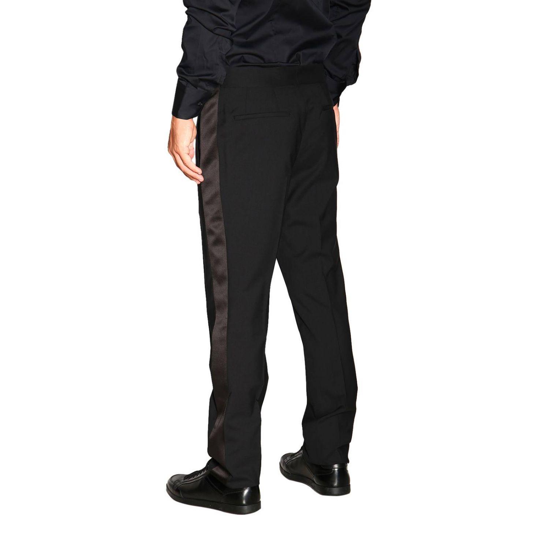 Tasche america lana stretch nero 3