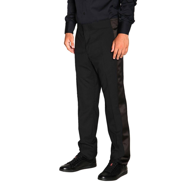 Tasche america lana stretch nero 4