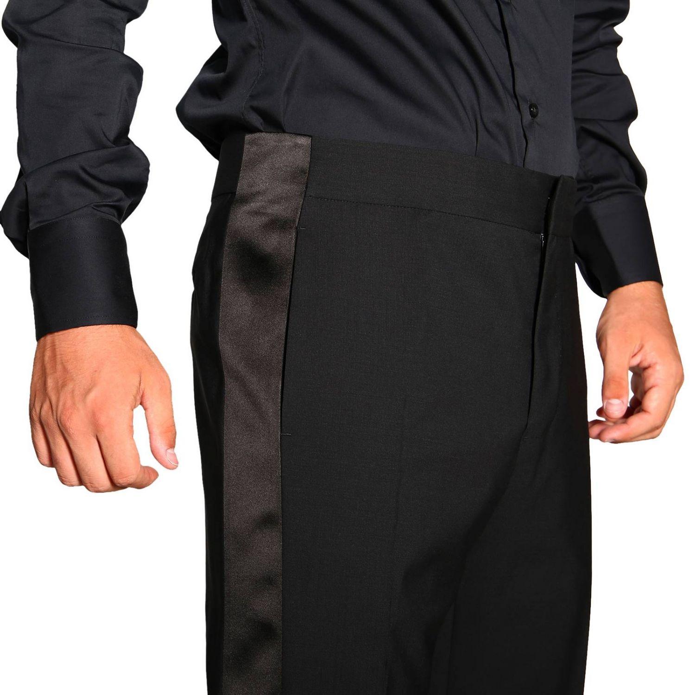 Tasche america lana stretch nero 5