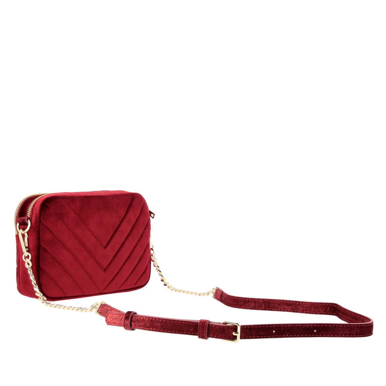 Mini bag Lancaster Paris: Shoulder bag women Lancaster Paris red 2