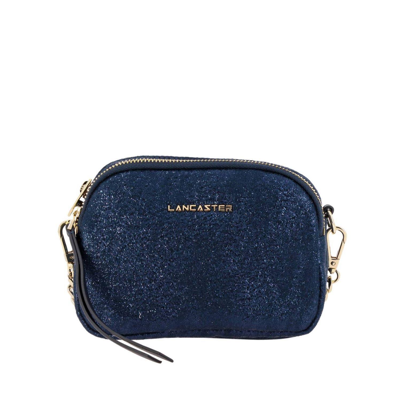 Shoulder bag women Lancaster Paris blue 1
