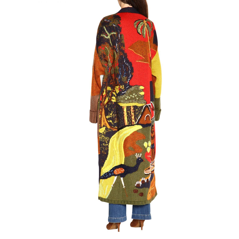Coat women Stella Jean multicolor 3