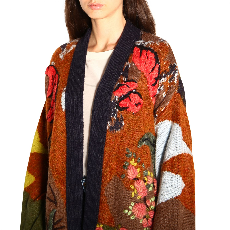 Coat women Stella Jean multicolor 5