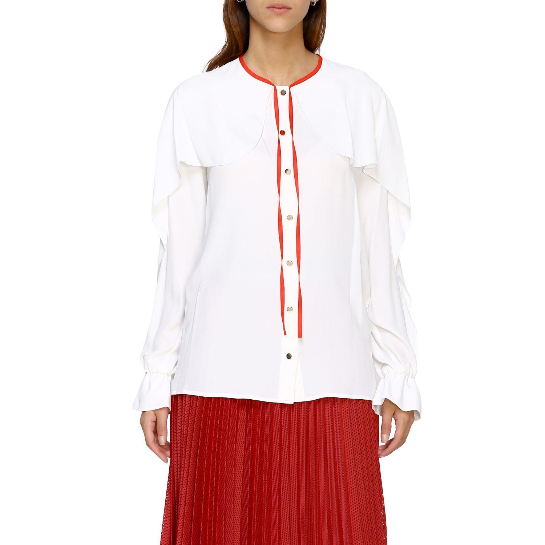 Shirt women Stella Jean white 1