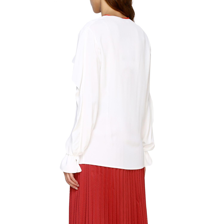 Shirt women Stella Jean white 3