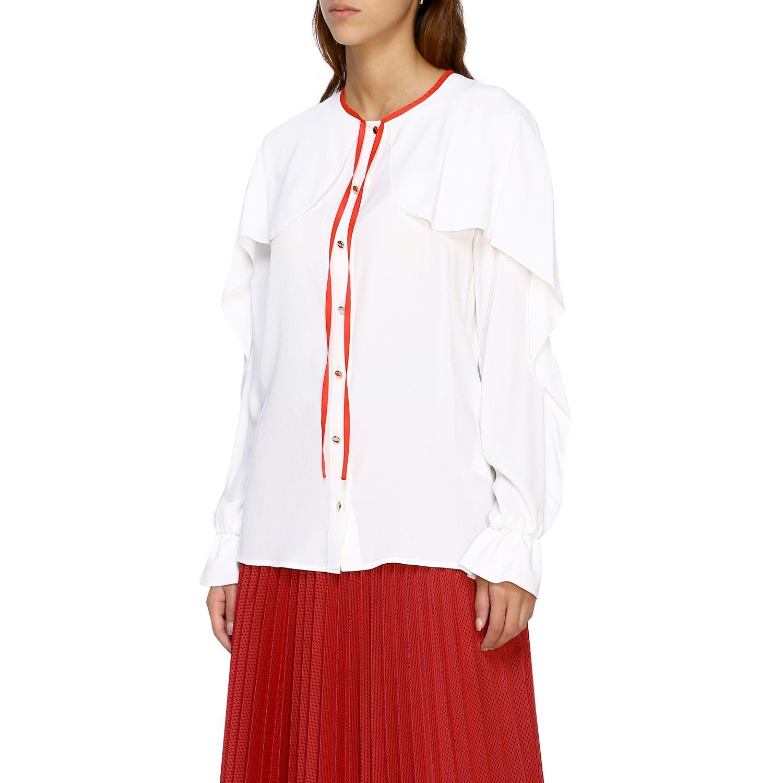 Shirt women Stella Jean white 4