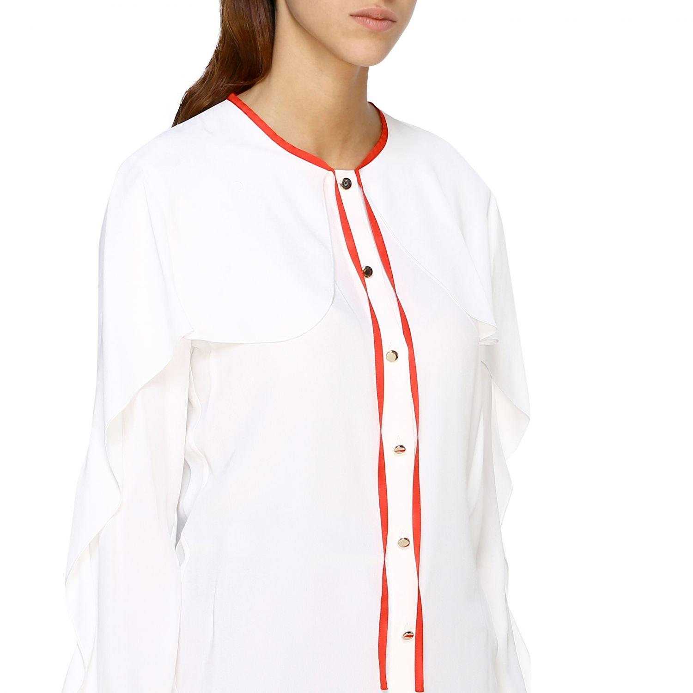 Shirt women Stella Jean white 5