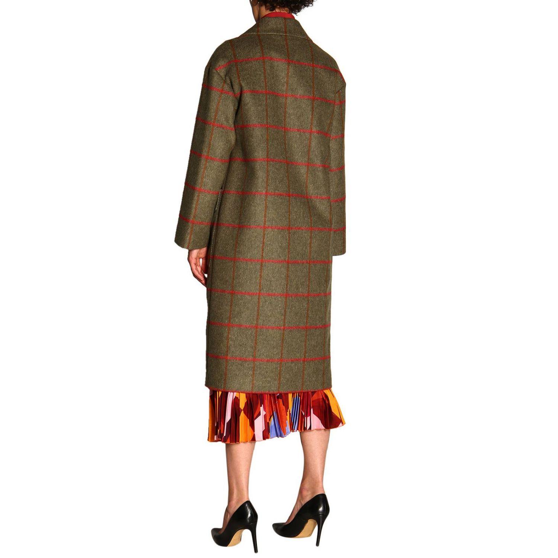 大衣 女士 Stella Jean 绿色 3