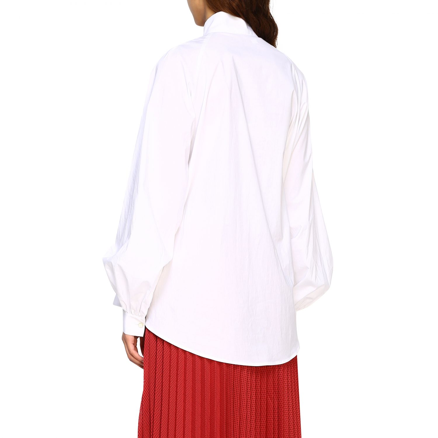 Shirt women Stella Jean white 3