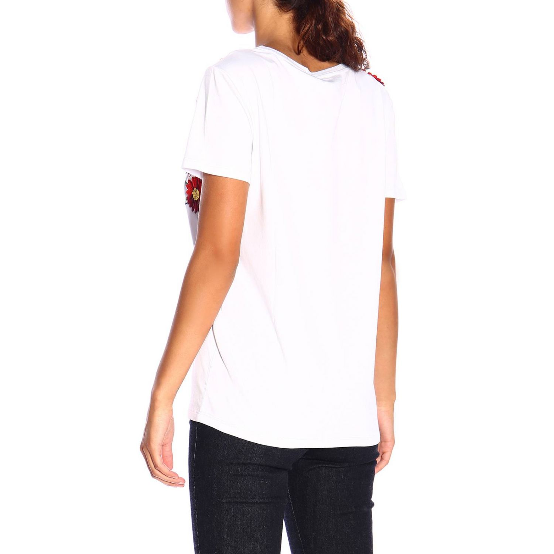 T-shirt femme Blumarine blanc 3