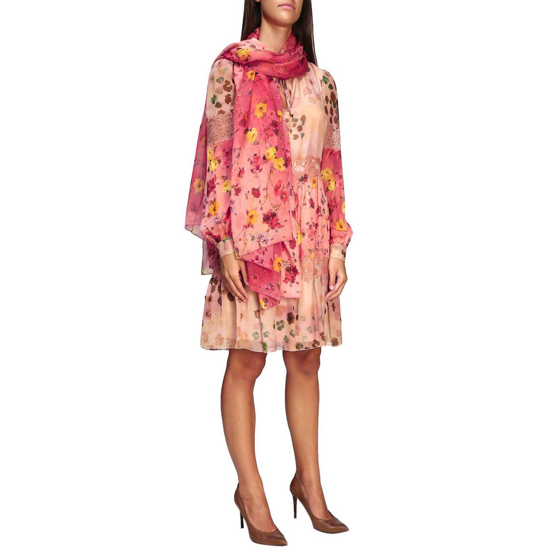 Платье Женское Blumarine розовый 2
