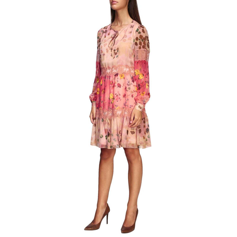 Платье Женское Blumarine розовый 4