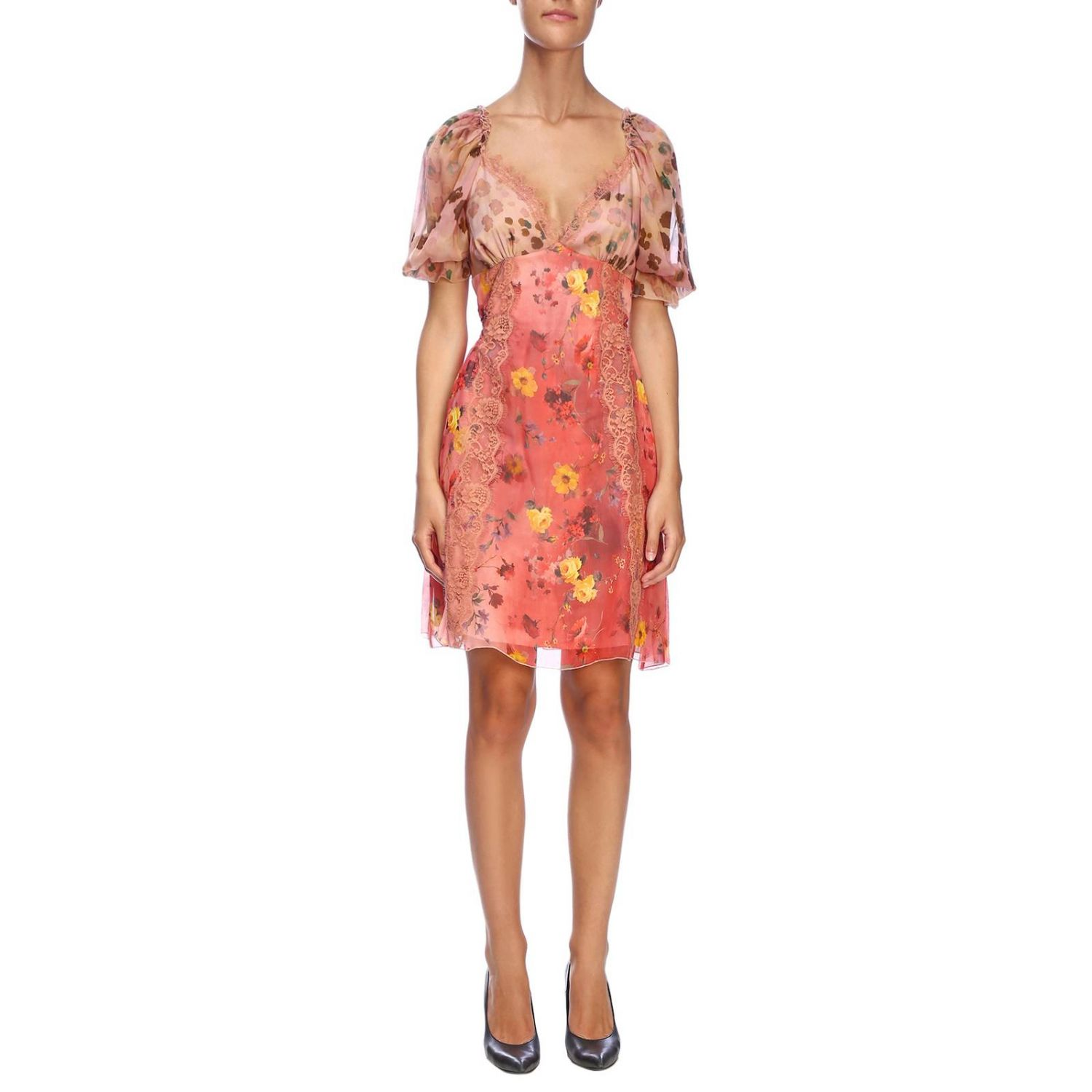 Dress women Blumarine pink 1