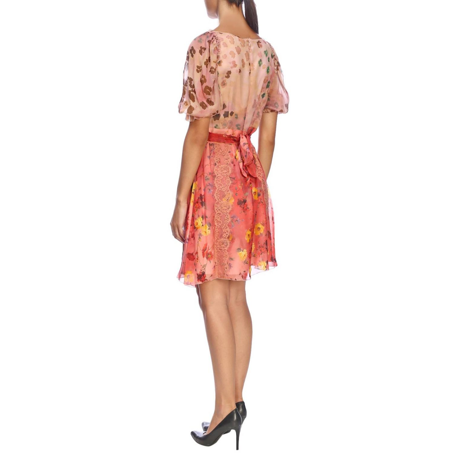 Dress women Blumarine pink 3