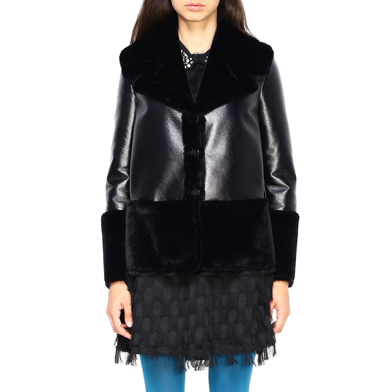 Пальто Женское Be Blumarine черный 1