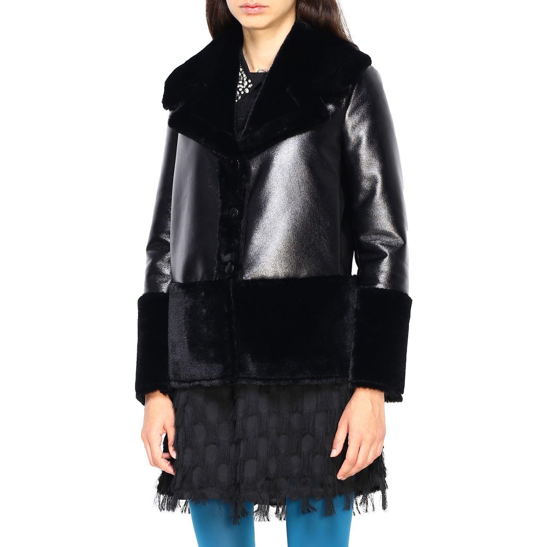 Пальто Женское Be Blumarine черный 4
