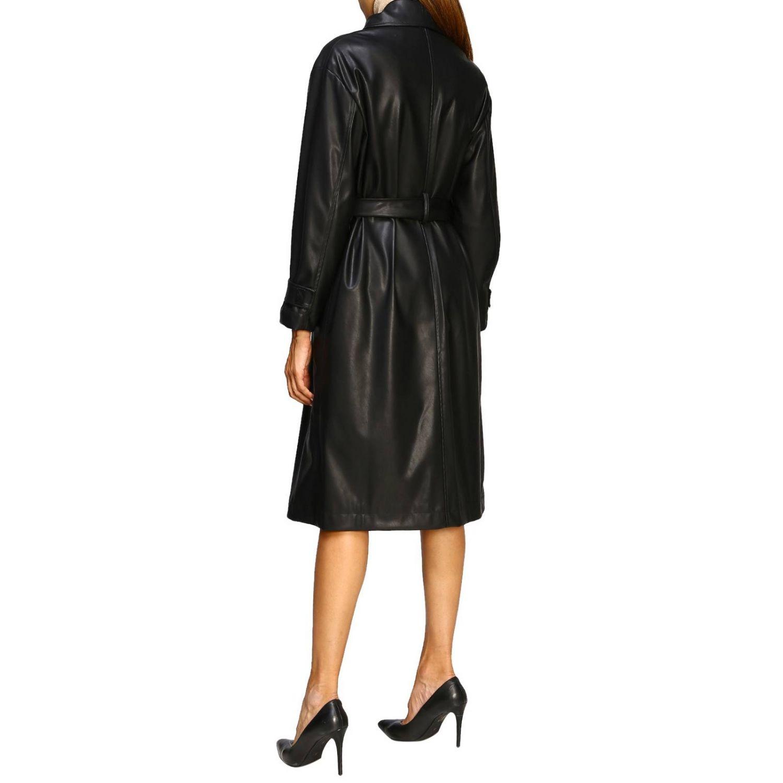 Abrigo mujer Be Blumarine negro 3