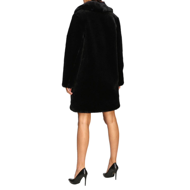 Manteau femme Be Blumarine noir 3