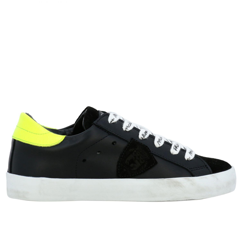 Shoes kids Philippe Model black 1