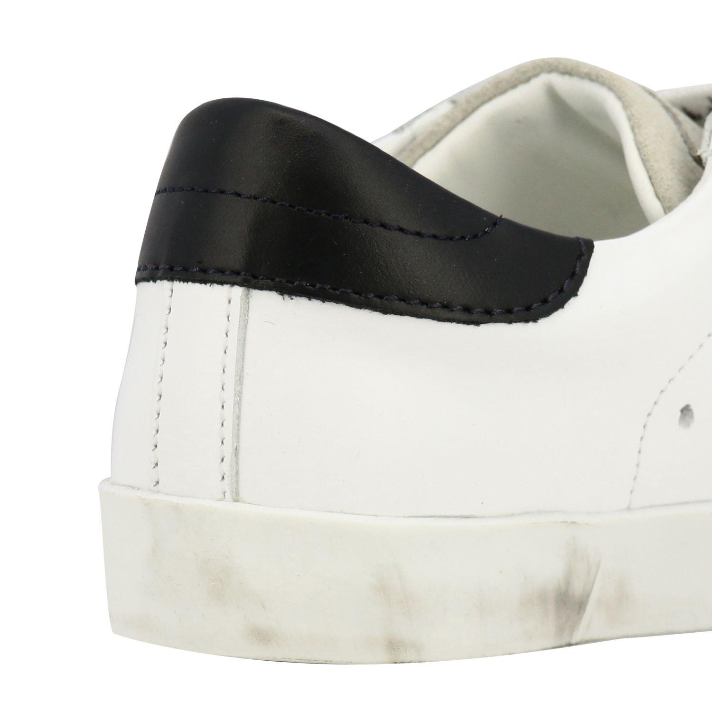 Sneakers Paris Philippe Model in pelle bianco 5