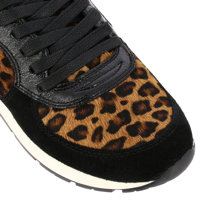 Shoes women Philippe Model black 3