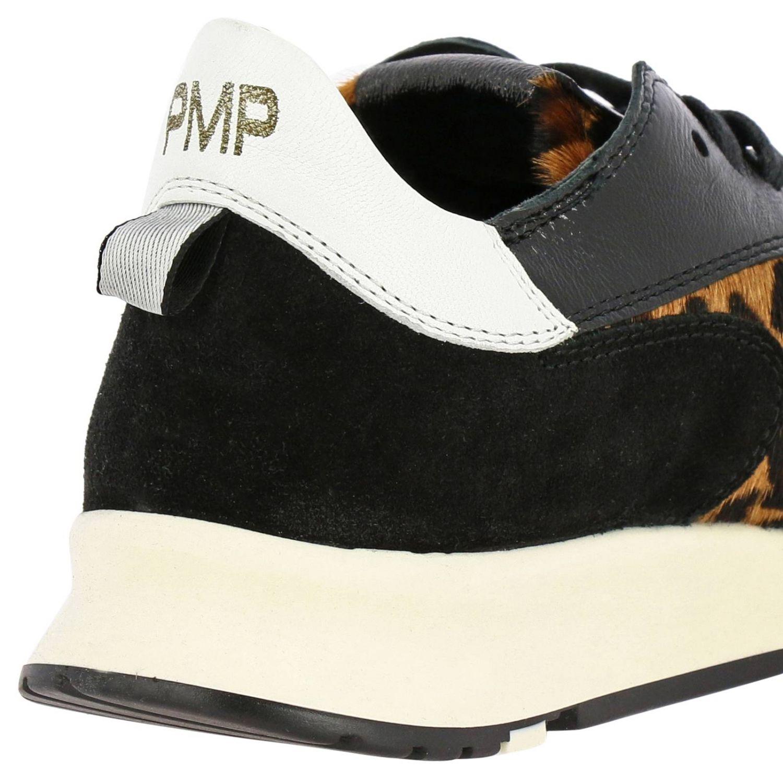 Shoes women Philippe Model black 4