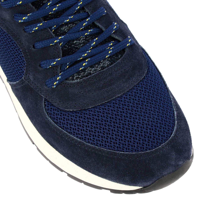 Zapatos hombre Philippe Model azul oscuro 3