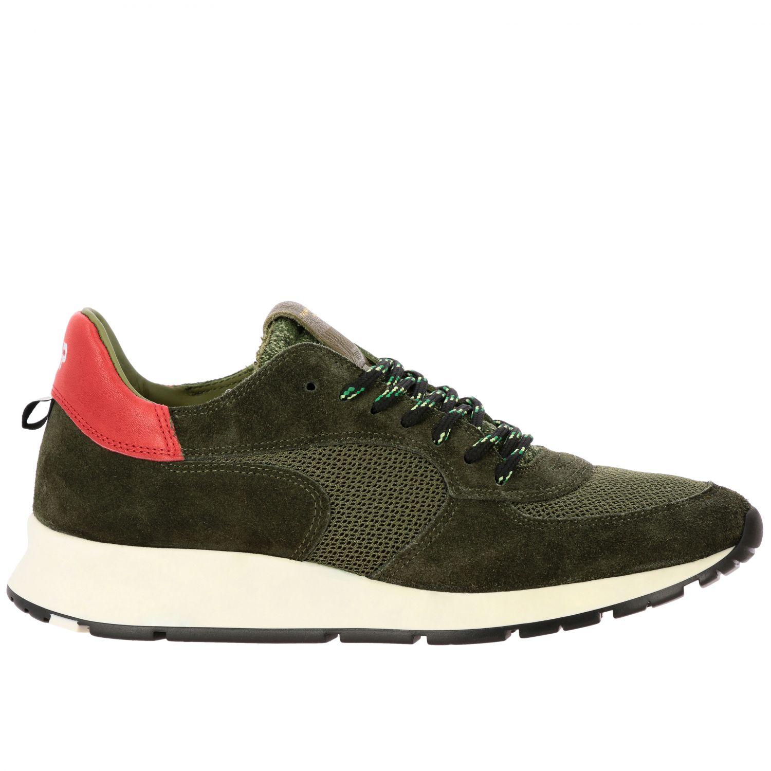 Shoes men Philippe Model military 1
