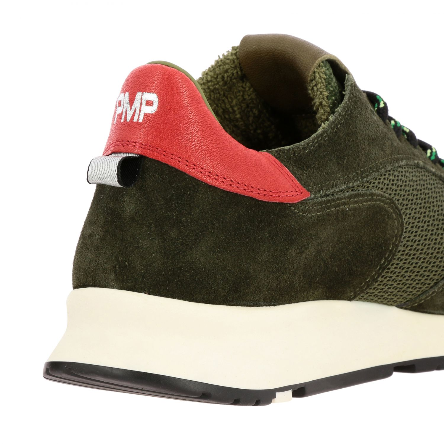 Shoes men Philippe Model military 5