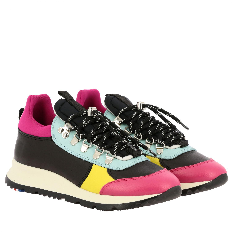 Shoes women Rossignol X Philippe Model fuchsia 2