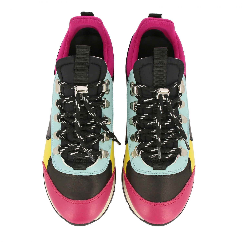 Shoes women Rossignol X Philippe Model fuchsia 3