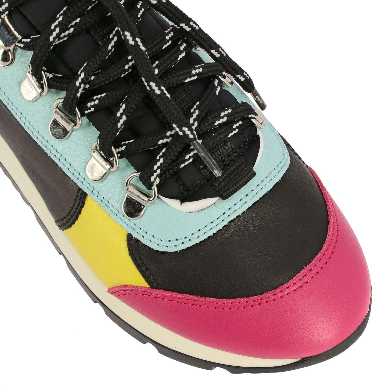 Shoes women Rossignol X Philippe Model fuchsia 4