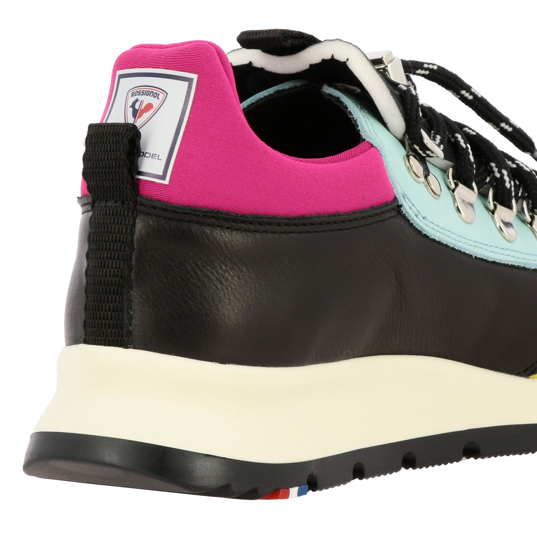 Shoes women Rossignol X Philippe Model fuchsia 5