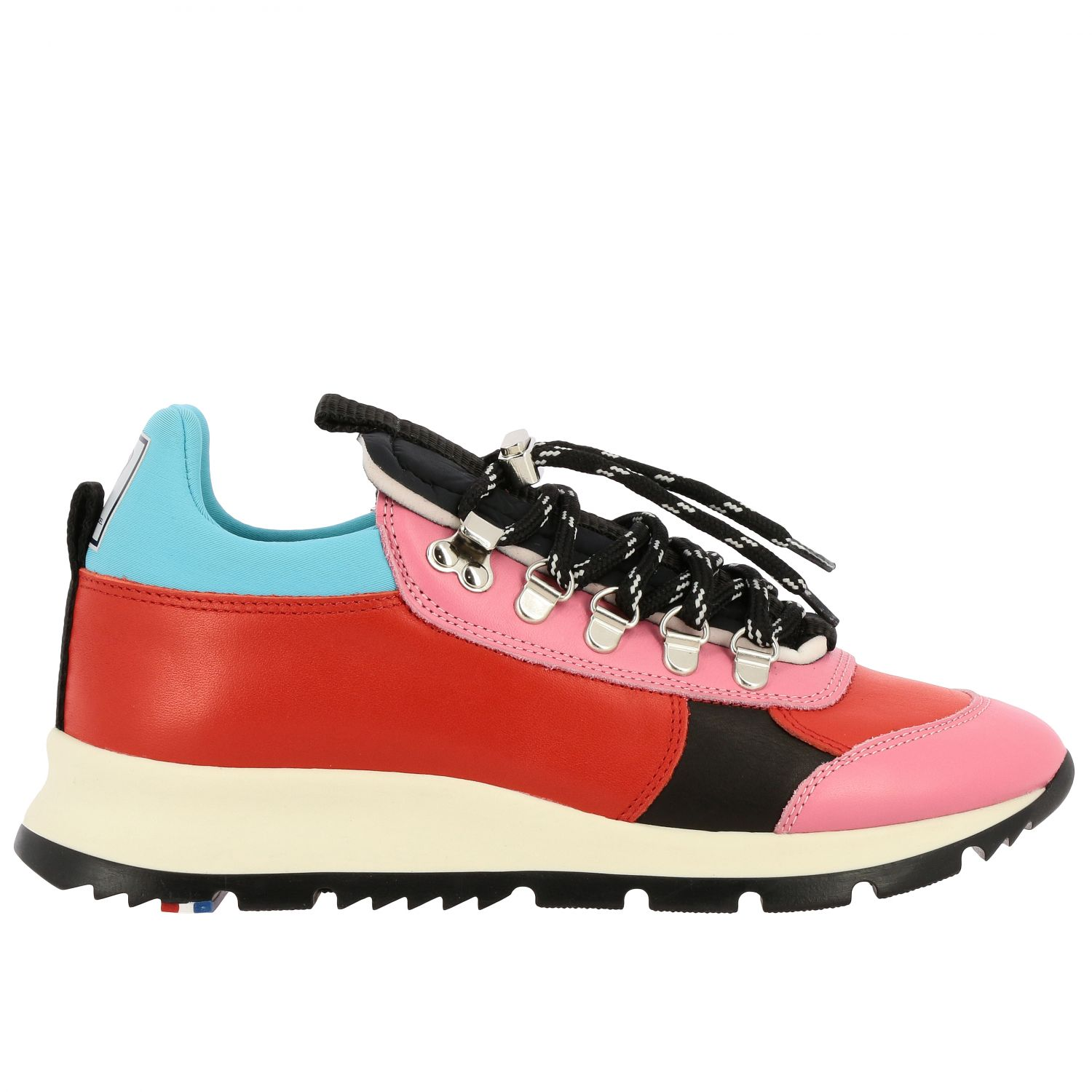 Shoes women Rossignol X Philippe Model red 1