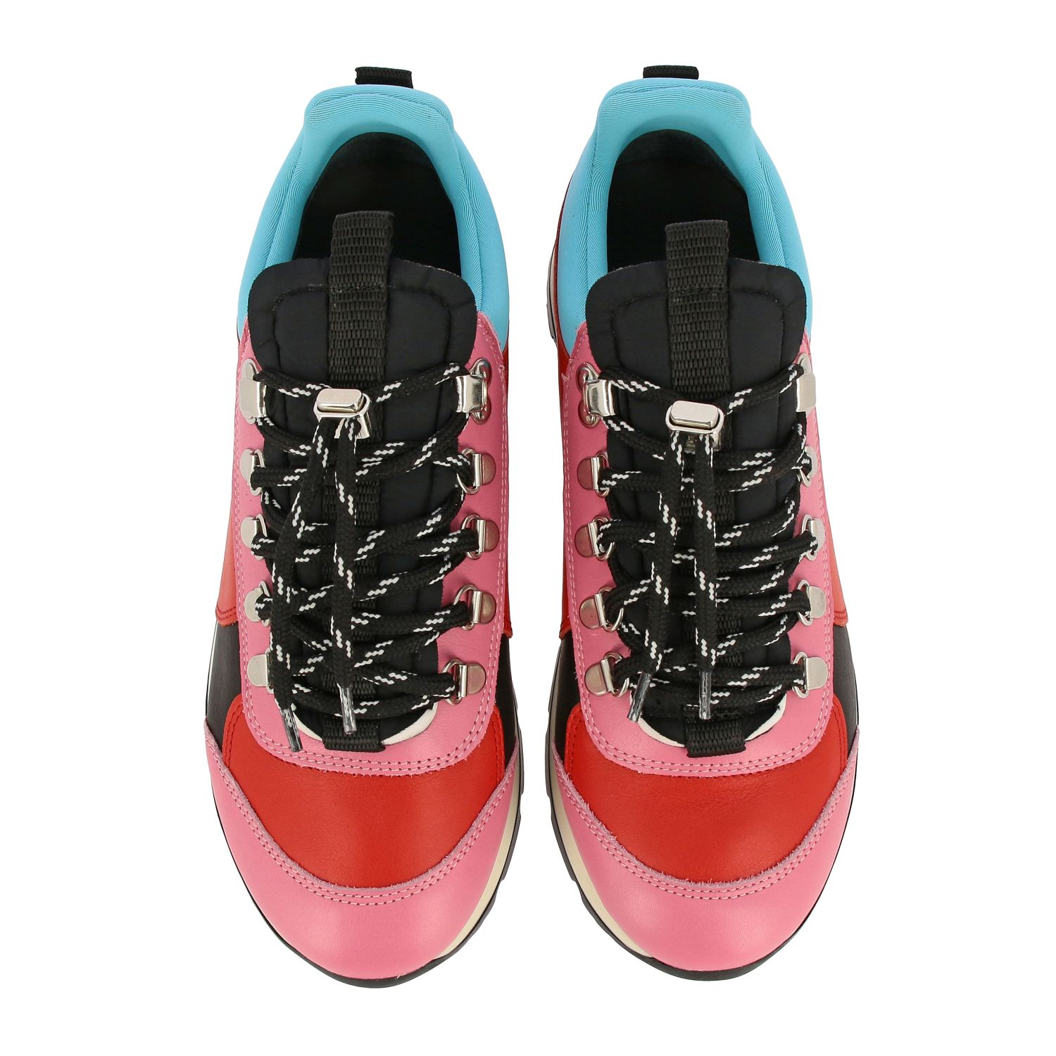 Shoes women Rossignol X Philippe Model red 3