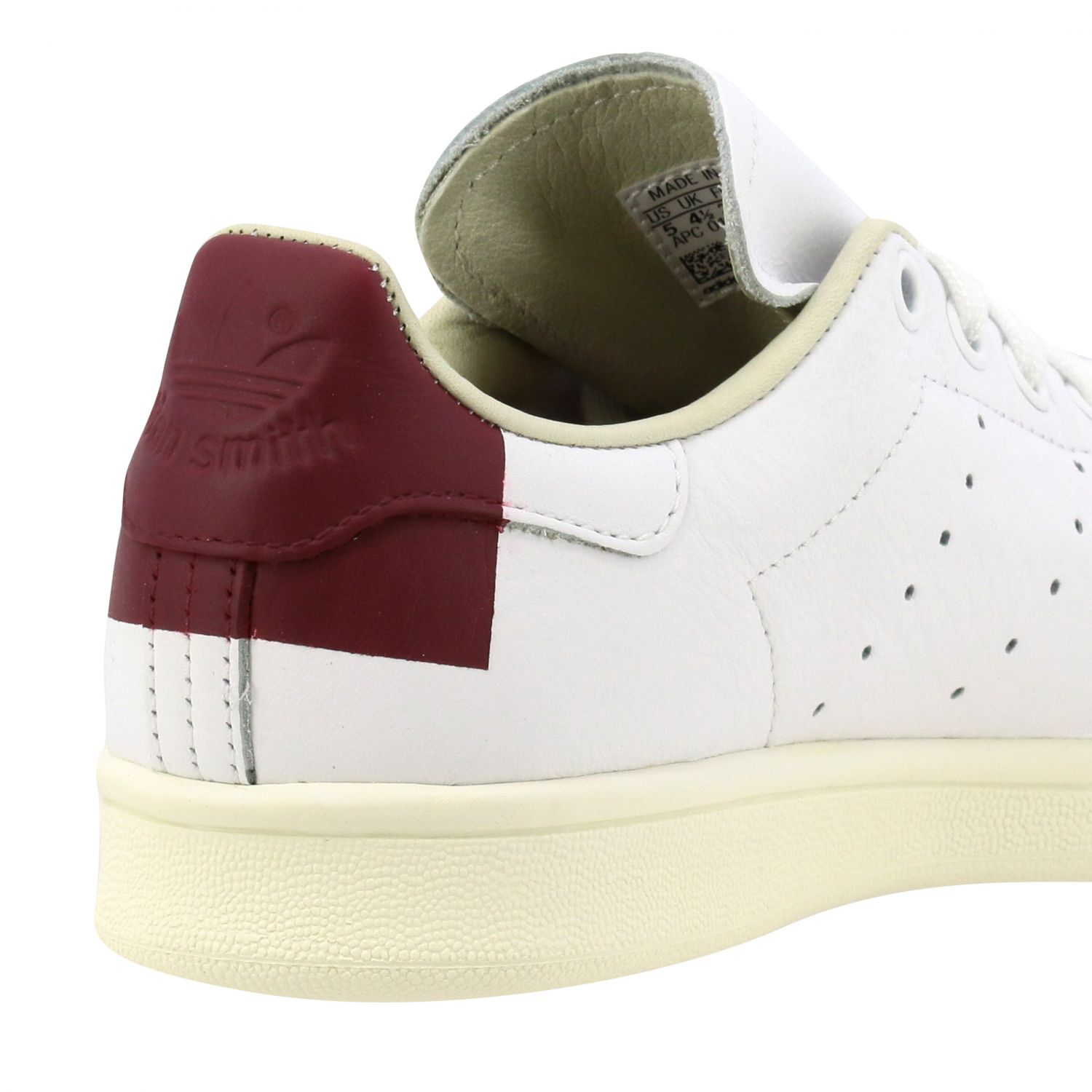 Sneakers Adidas Originals: Shoes women Adidas Originals white 5