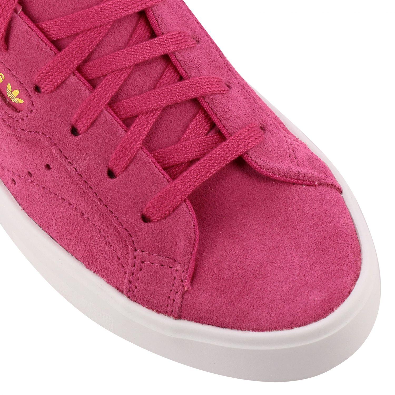 Sneakers Adidas Originals: Shoes women Adidas Originals fuchsia 4