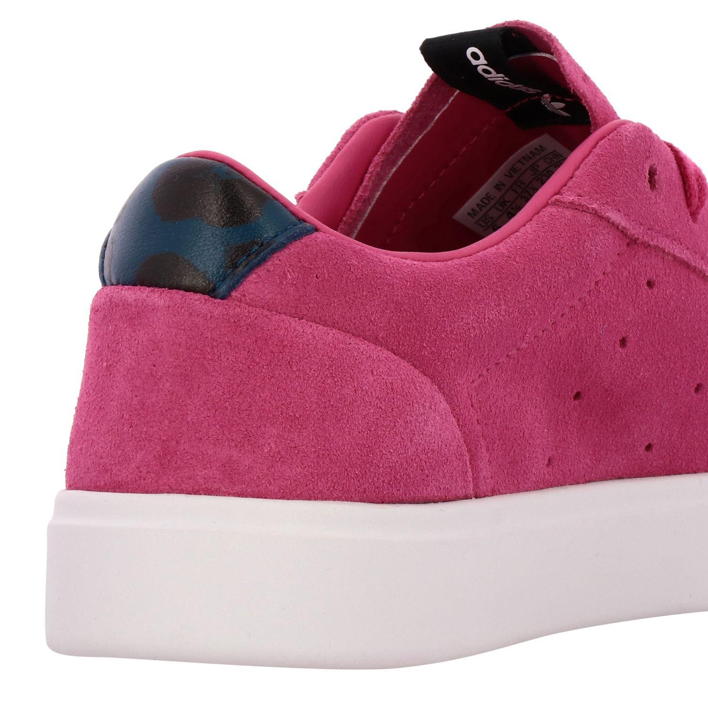 Sneakers Adidas Originals: Shoes women Adidas Originals fuchsia 5