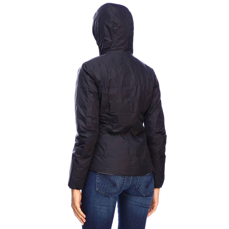 Jacket women K-way black 2