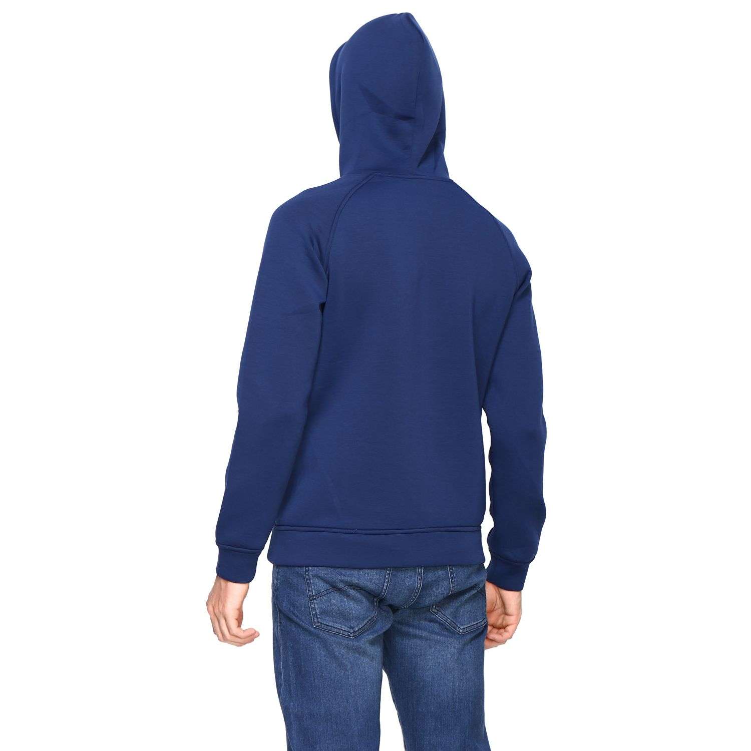 Sweatshirt K-Way: Jumper men K-way blue 2
