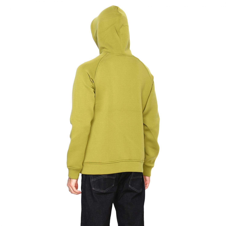 Sweatshirt K-Way: Jumper men K-way green 3